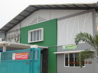 Office Building of Habasit Indonesia